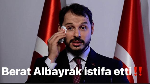 Lira Turki Menguat Pasca Menantu Erdogan Mundur Jadi Menkeu