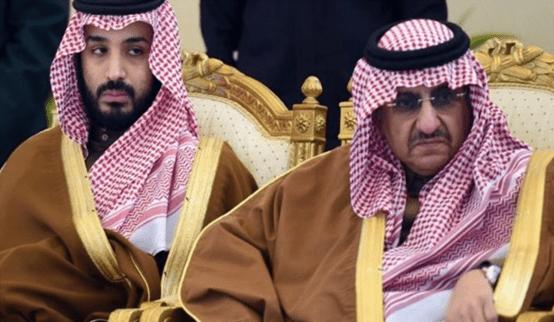 CIA Ancam MbS Kembalikan Tahta Kerajaan Saudi Kepada Mohammed bin Nayef