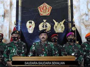 Video, Tegas! Panglima TNI Siap Hadapi Siapa Saja yang Ganggu Persatuan dan Kesatuan NKRI