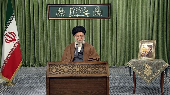 Ayatollah Ali Khamanei: Siapapun Pemimpin AS, Kebijakan Iran Tidak Akan Berubah