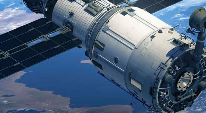 TOP! Iran Akan Kirim Satelit 100 kg ke Orbit 7.000 km