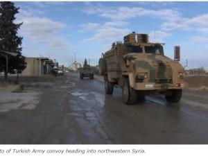 Turki Tarik Pasukan dari Pos Militer di Aleppo Setelah Dikepung oleh Tentara Arab Suriah