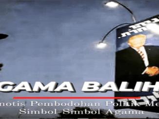 "Islah Bahrawi: Waspada Agama ""Baliho"""