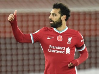"Penyerang Liverpool ""Mo Salah"" Positif Covid-19"