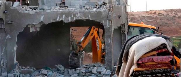 Hamas: Aneksasi Israel Diterapkan dengan Penghancuran Rumah Warga Palestina