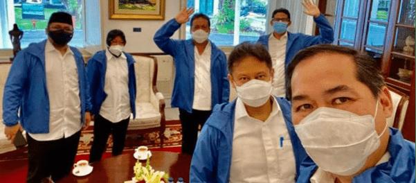 Eko Kuntadhi: Gebrakan Jokowi di Kabinet Reshuffle