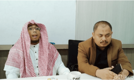 Terlibat Kasus SARA, Bareskrim Polri Tangkap Maheer Ath-Thuwailibi