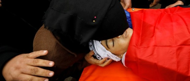 Uni Eropa Desak Israel Segera Selidiki Pembunuhan Bocah Palestina