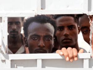 HRW: Saudi Tahan Ratusan Migran Afrika