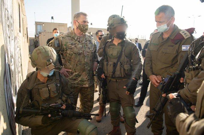 Kenapa Komandan Israel Mendadak Kunjungi Israel?