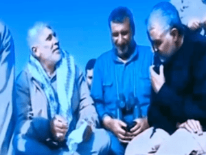 Parlemen Irak Peringati Haul Pertama Abu Mahdi Muhandis dan Jenderal Soleimani