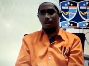 Warganet Sebar Video Maaher Ath-Thuwailibi Mewek Pakai Baju Tahanan