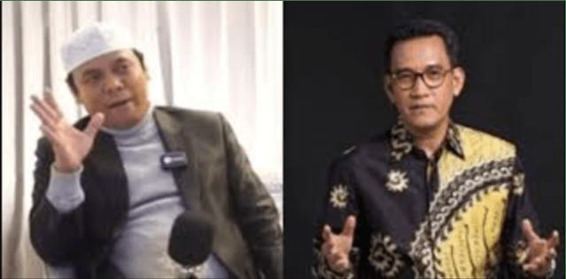 Gegara Video Bareng Sugi Nur, Refly Harun Dilaporkan ke Bareskrim