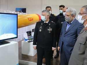 Iran Pamerkan Rudal Hellfire Tiruan AS
