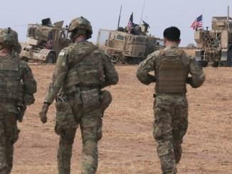 AS Gunakan Teroris Sebagai Dalih Kehadiran Militernya di Suriah