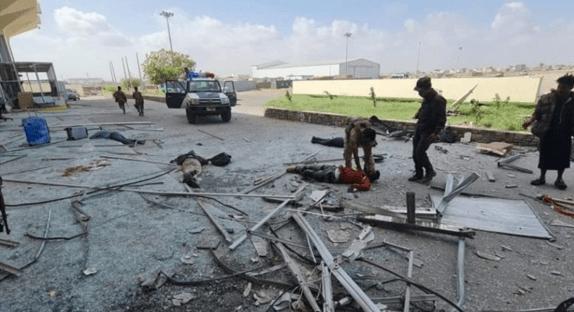 Houthi Ansharullah Bantah Keterlibatan dalam Ledakan Bandara Aden