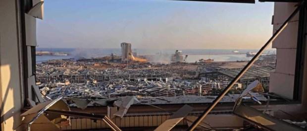Hizbullah Gugat Para Penghasut Sektarian atas Ledakan di Pelabuhan Beirut