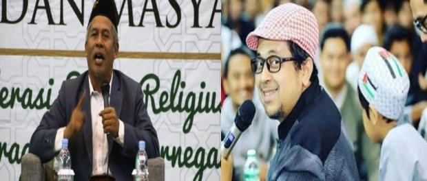 KH Marzuki Mustamar: Jangan Percaya Kelompok yang Suka Bohong