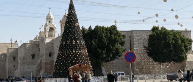 Awan Covid Tutupi Keceriaan Natal di Bethlehem