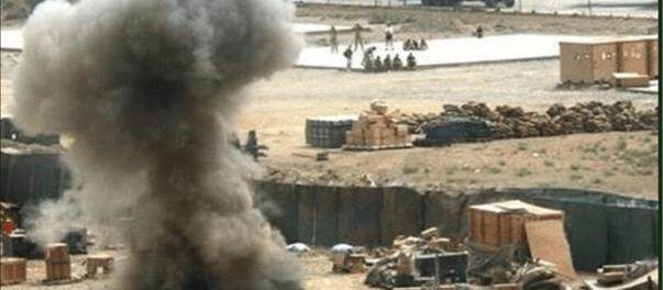 Pangkalan Militer Terbesar AS di Afghanistan Diserang Roket