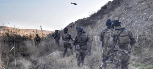 Operasi Sapu Bersih Irak Tewaskan Puluhan Teroris