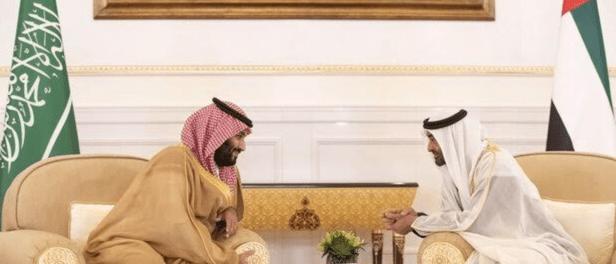 Timur Tengah Memanas, MbS dan MbZ Adakan Pertemuan Rahasia