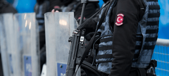Turki Tangkap 20 Warga Irak Teduga ISIS