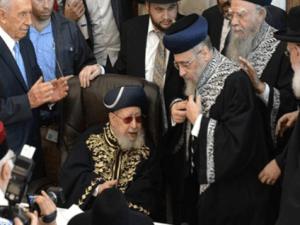 Kepala Rabi Yahudi Kunjungi UEA untuk Resmikan Sinagoga