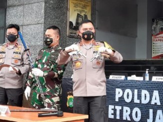 Serang Polisi dengan Senjata Api, 6 Pengikut Habib Rizieq Tewas