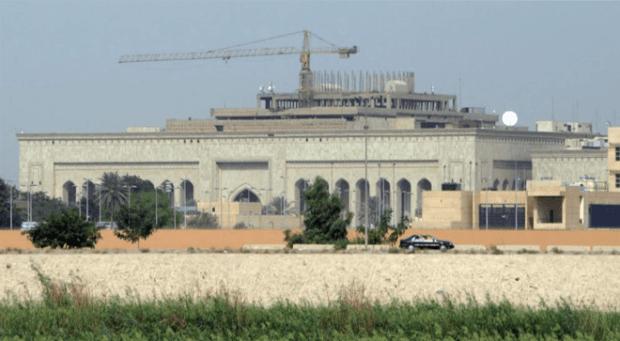 Irak Tangkap Beberapa Pelaku Serangan ke Kedubes AS