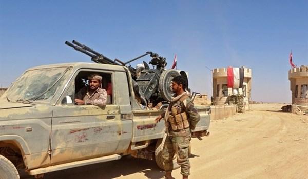 Kemajuan Pesat Pasukan Yaman di Ma'rib