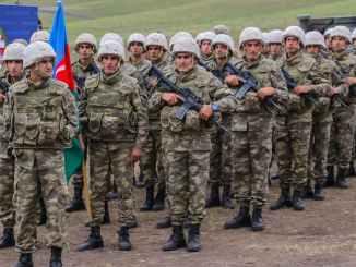 Azerbaijan Umumkan Jumlah Tentara Tewas dalam Perang Lawan Armenia