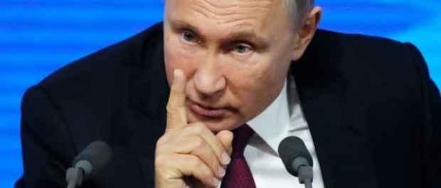 Putin: Situasi Dunia Saat Ini Mirip Pra-Perang Dunia II