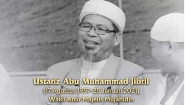 Abu Jibril, Wakil Amir Majelis Mujahidin Indonesia Meninggal Dunia