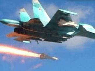 Rusia Lancarkan Lusinan Serangan Udara ke Sel-sel Tidur ISIS di Suriah