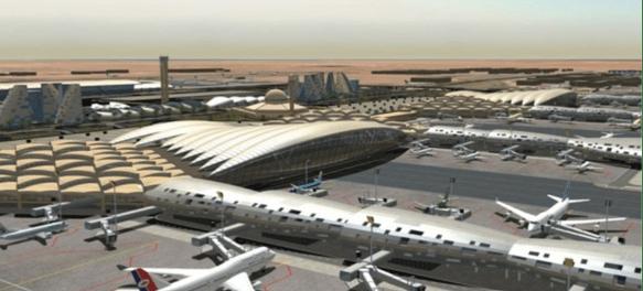 Terdengar Suara Ledakan di Ibukota Saudi, Riyadh