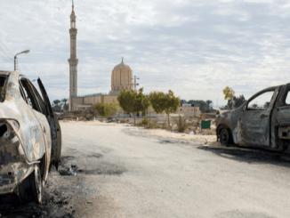 Teroris ISIS Ledakkan Bom Pinggir Jalan di Sinai