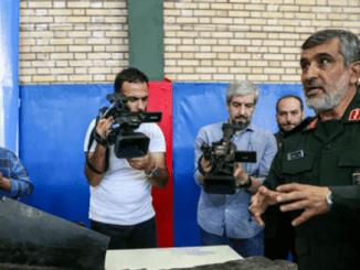 IRGC Ungkap Rahasia Kenapa AS Tak Balas Serangan Iran