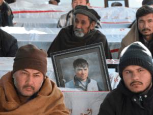 Demo Protes Pembantaian Hazara di Seluruh Pakistan