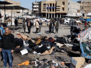 Serangan Bom Baghdad untuk Benarkan Kehadiran Asing di Irak