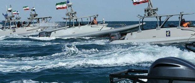 Video: IRGC Libatkan 700 Speedboats dalam Latihan Perang di Perairan Teluk