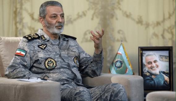 Balas Dendam Iran Hantui Amerika dan Zionis Cs