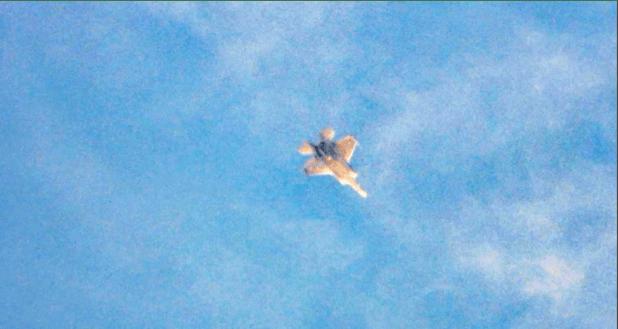 6 Jet Tempur Israel Berkeliaran di Wilayah Udara Lebanon