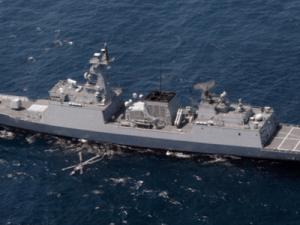 Korsel Tarik Kapal Perangnya dari Selat Hormuz