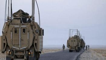 Konvoi Logistik Koalisi AS Kembali Diserang di Perbatasan Kuwait-Irak