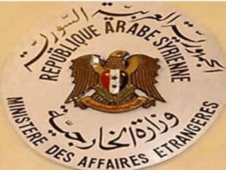 Pemerintah Suriah Kutuk Praktek Agresif Pasukan AS