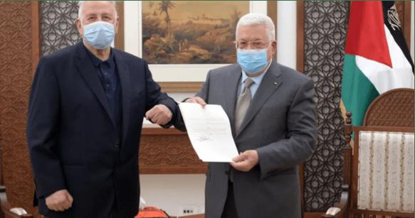 Mahmoud Abbas Tanda-tangani Dekrit Pemilu Palestina