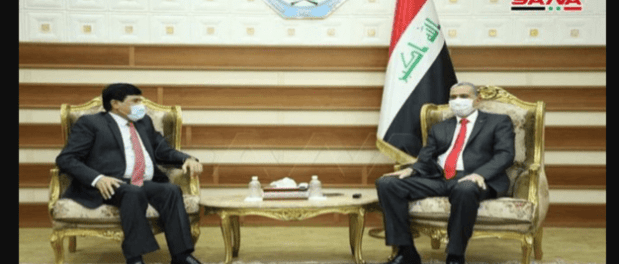Suriah-Irak Diskusikan Kerjasama Pemberantasan Terorisme