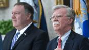 China Sanksi Pompeo, Bolton dan Puluhan Pejabat Era Trump