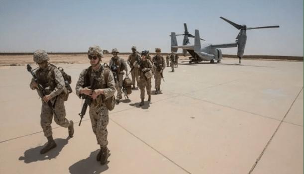 Pasukan AS Keluar-Masuk Irak Tanpa Sepengetahuan Baghdad